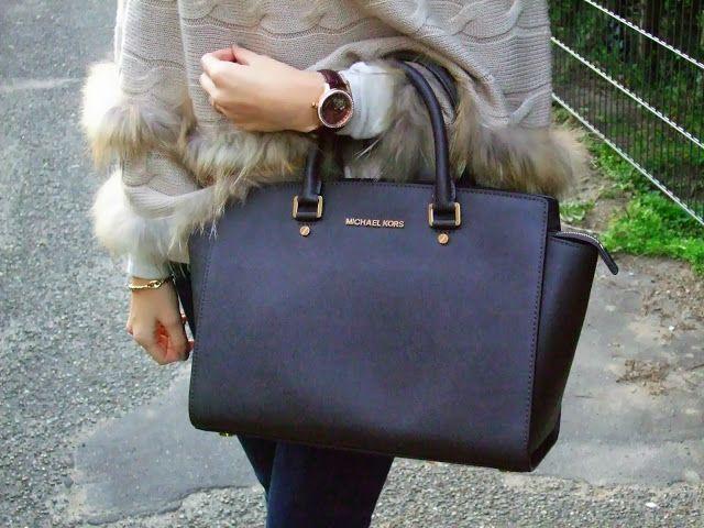 So Pretty Michael Kors Handbags Spree Deluxe Women 3 Piece Bags Set Only 99