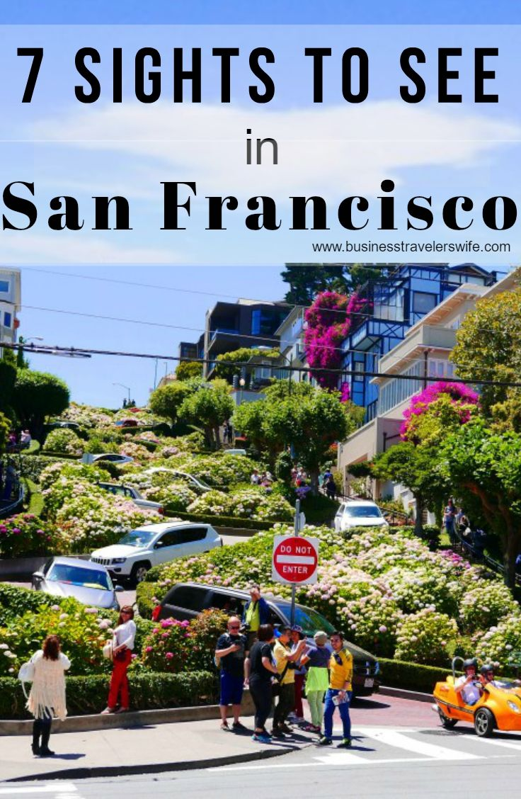 7 Fascinating Sights To See In San Francisco Lombard