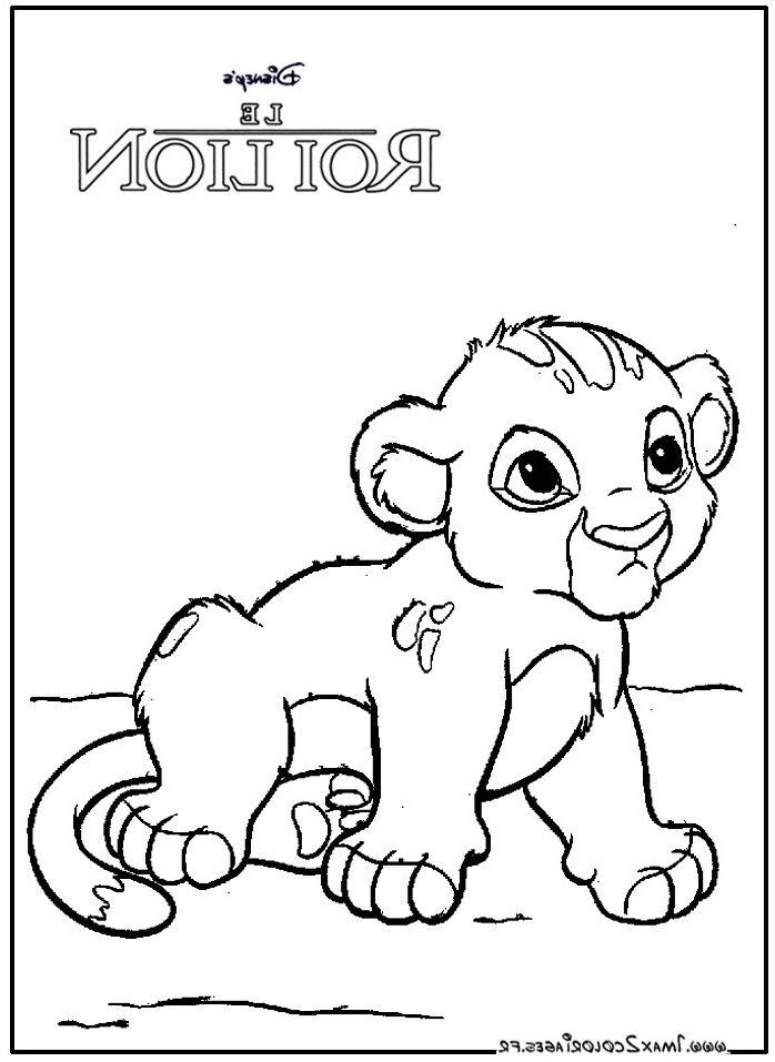 9 Conventionnellement Coloriage Du Roi Lion Stock Coloriage Le Roi Lion Lion Coloriage Coloriage