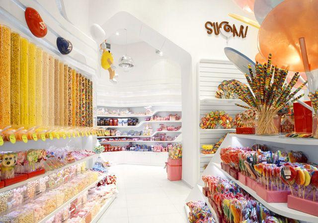 Sugar! Design cukrászda a Paulay utcában - Design confectionery at Paulay street