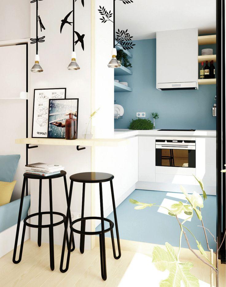 Хрущформация! - SMART&MINI. Квартира до 30 кв. метров | PINWIN - конкурсы…