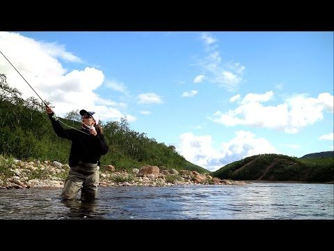 The Sweet Grayling in Tana River | Kajana Club -FlyFishing