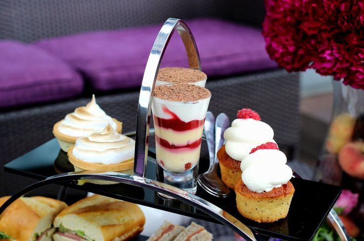 The Afternoon Tea Club Review: Urban Afternoon Tea, Hilton Doubletree, Manchester