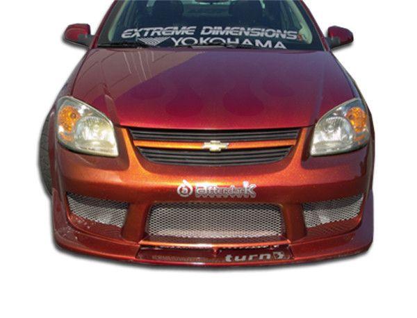 2005-2010 Chevrolet Cobalt 2007-2010 Pontiac G5 Duraflex Drifter 2 Front Bumper Cover - 1 Piece