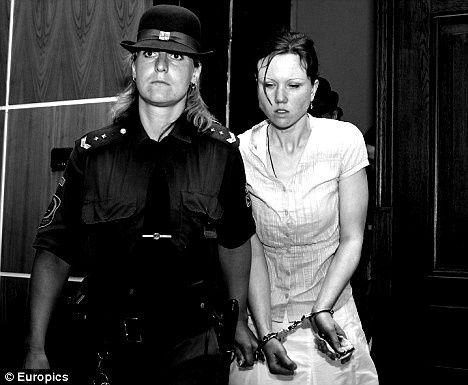 Klara Mauerova, 31, a Czech Mother kept her eight-year-old son, Ondrej and his ten year-old brother Jakub, locked in a cage naked and chained in the cellar. Due to an unbelievable set of circumstances, a neighbor discovered Klara had skinned her 8 year old son and made him consume his own flesh. That is one if the most horrific things I've ever read.