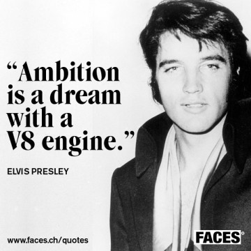 This has to be my favorite quote by Elvis!