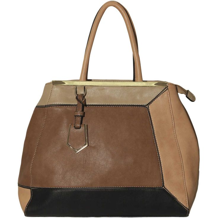 CARTERA CASUAL DE MUJER JUST4U 33059-1 MARRON http://platanitos.com//producto/cartera-casual-just4u-33059-1-marron