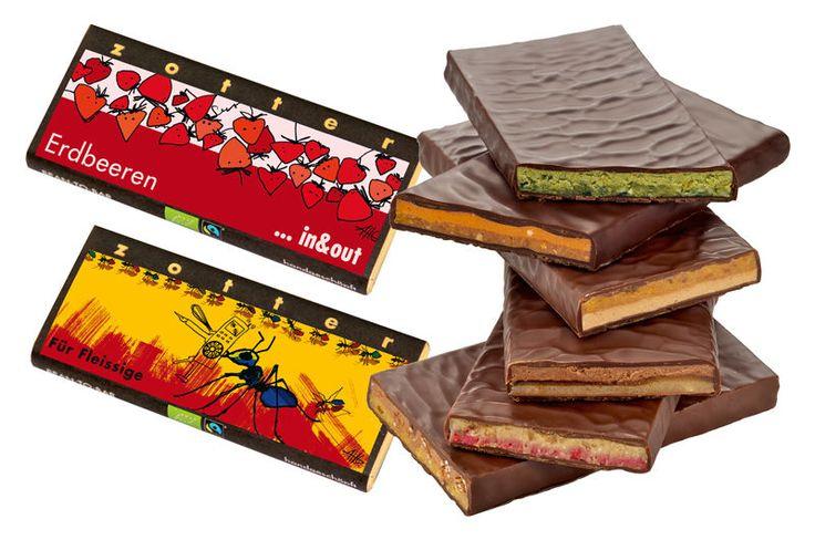 Zotter Chocolate - Riegersburg, Austria