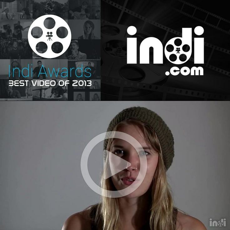 Repin to vote for Robyn Perros as the Indi.com best video of 2013. The video with the most likes, tweets and pins wins $1,000. Vote for as many videos as you want!