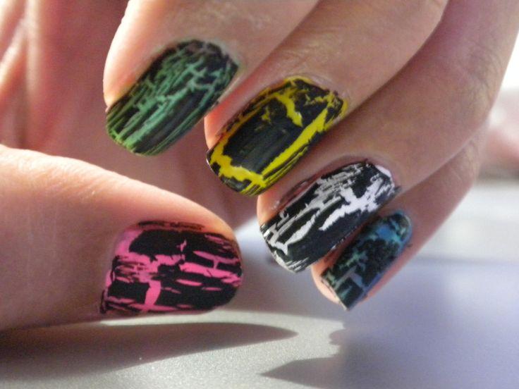 my epic nail art