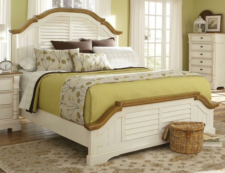 Create a beautiful focal point for your master bedroom with the stunning  Oleta bedroom collection  Cottage Style. 72 best Master Bedrooms images on Pinterest