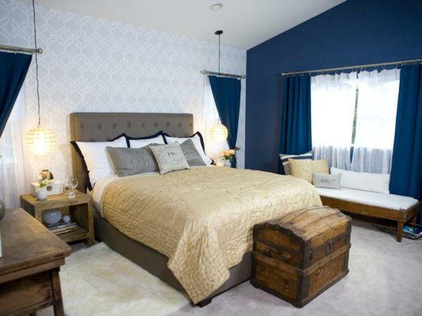 schlafzimmer ideen wei e tapeten dachschr ge ideas for. Black Bedroom Furniture Sets. Home Design Ideas