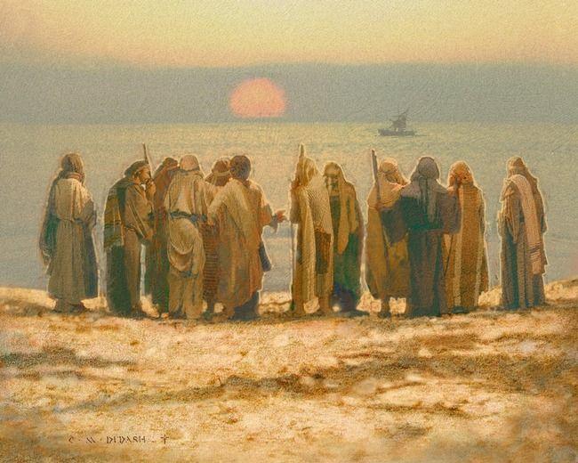 12 Ordinary Men | C. Michael Dudash
