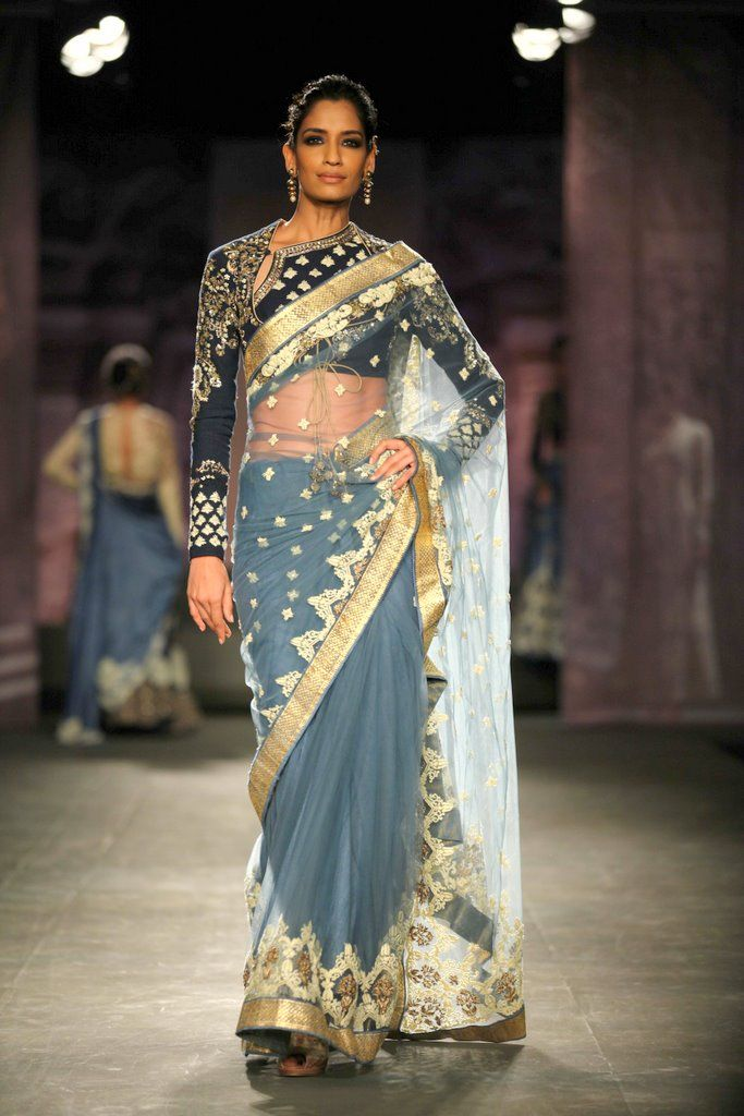 Great sari but would change the blouse