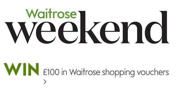 Waitrose Weekend Crossword Competition Waitrose Com