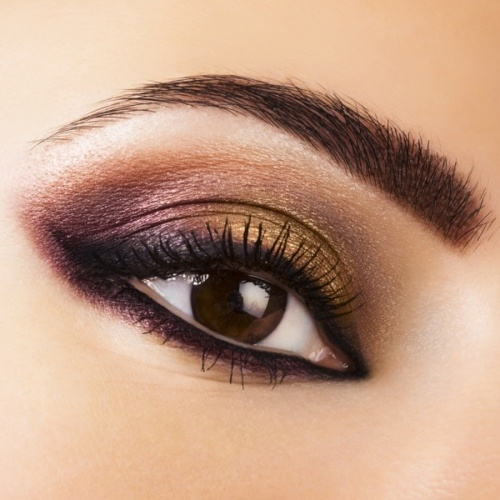 Glam Attractions: Make Up, Eye Makeup, Color, Eye Shadows, Brown Eye, Makeup Ideas, Eyemakeup, Eyeshadows, Smokey Eye