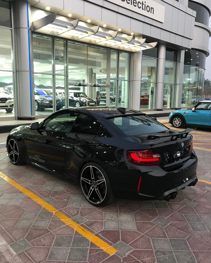 "Rami Nasri - BMW, MINI , RR (@abudhabi_bmw) on Instagram: ""BMW M2 AcSchnitzer For price and other enquiry contact Rami Nasri 00971508016869 6 Cylinders…"""