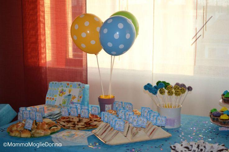 festa per il primo compleanno di Edoardo 7