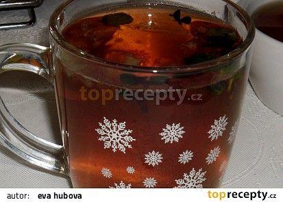 Domácí ledový čaj recept - TopRecepty.cz