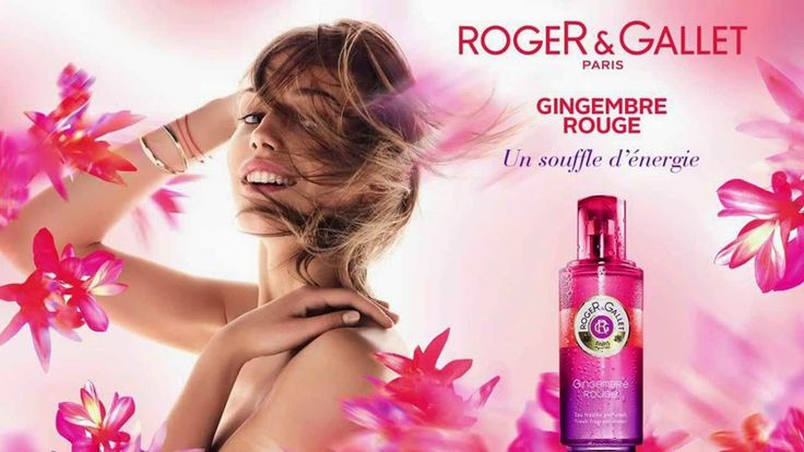 WOMEN'S Pleasures & Treasures: Sorteio Roger & Gallet Gingembre Rouge
