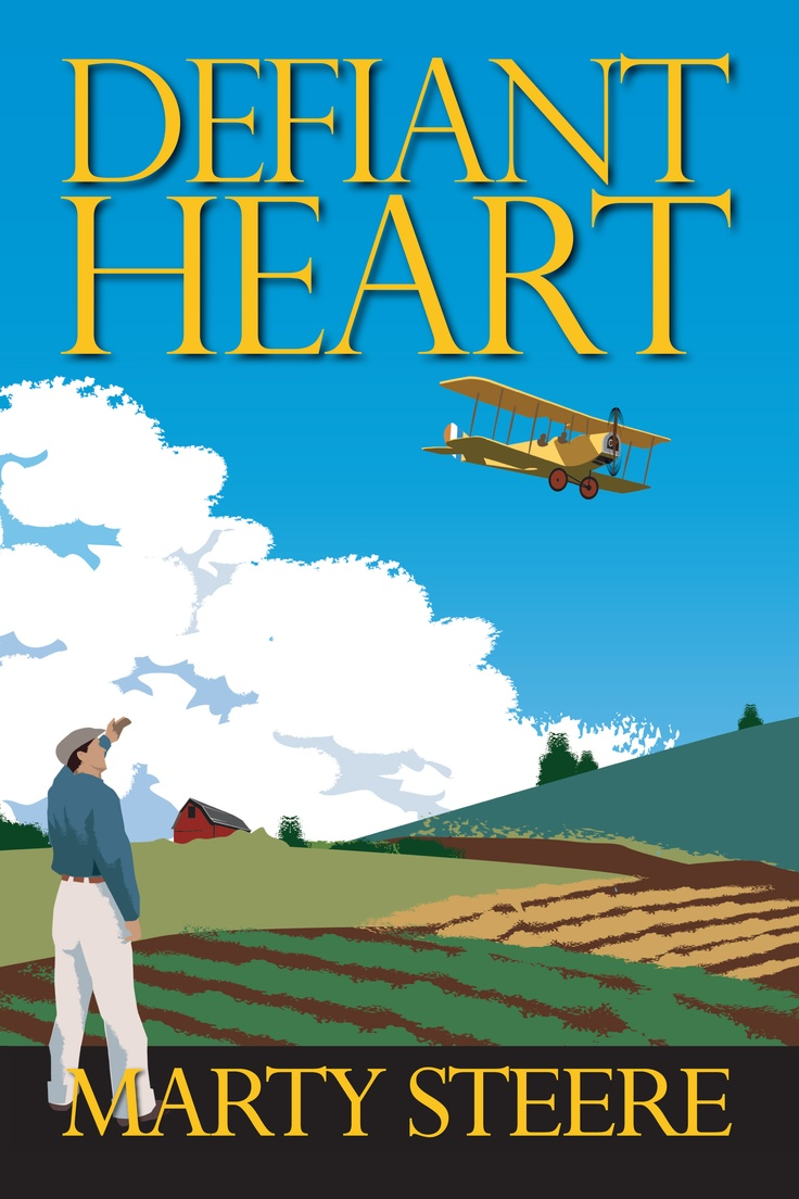 Marty Steere, Author of Defiant Heart: On Tour Tour Hosts Wanted