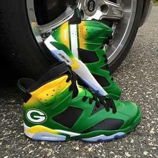 Green Bay Air Jordan