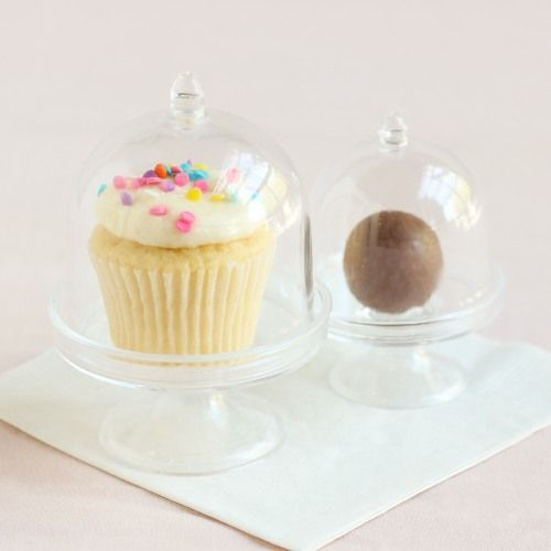 Small and Mini Acrylic Cake Stand
