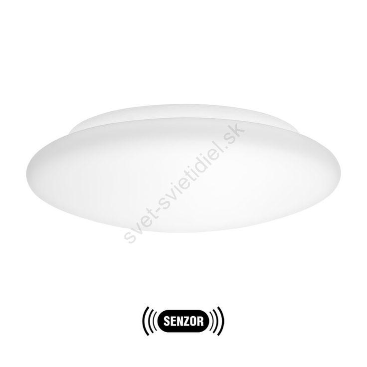 Eglo 91848 - LED kúpeľňové svietidlo priemer 450 mm LED ELLA 1xLED/18W/230V so senzorom