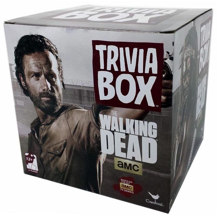 Walking Dead Trivia Game. Trivia fun for the Walking Dead fans. Get ready to learn what you don't already know about this series. Fun ahead.