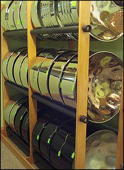 pan rack small