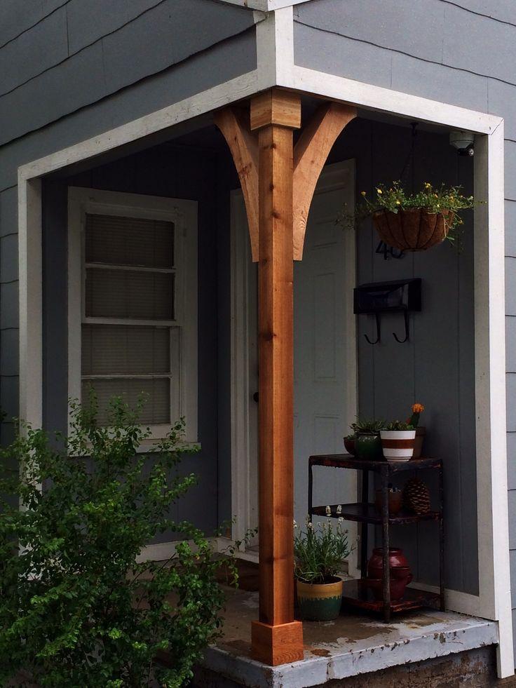 25 Best Ideas About Porch Columns On Pinterest Front