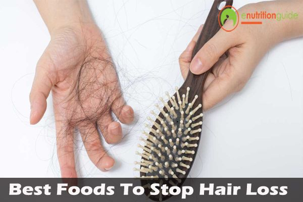 6 Best Foods To Stop Hair Loss