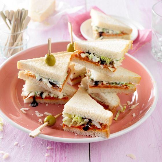 Top combinatie: filet americain met Parmezaanse kaas. #JumboSupermarkten #lunch #sandwich