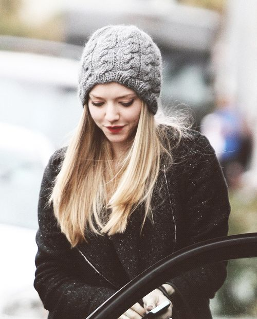 The gorgeous....Miss Seyfried