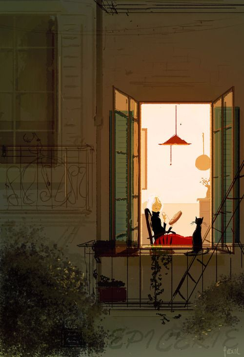 La vie par procuration #pascalcampion Inspiration is really weird. I've had this song stuck in my head for a couple of hours, but I don't remember listening to it recently, or even liking it that much when It came out…. 25 or 30 years ago..but.. it...