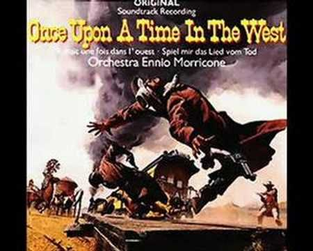 Once Upon A Time In The West Harmonica The Man with th...