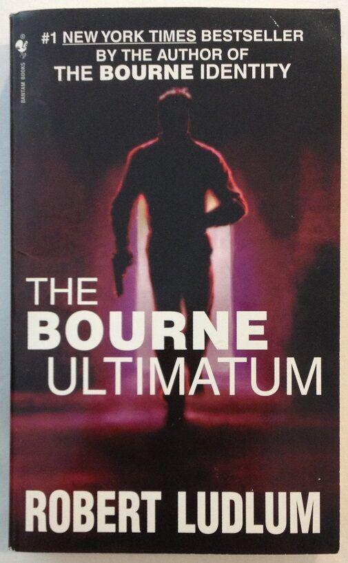 The Bourne Ultimatum Ebook