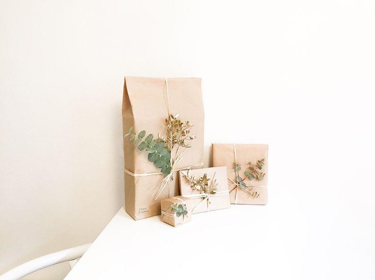 🌿🎁  #gift #christmas #inspiration #minimalism