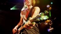 close up rock star