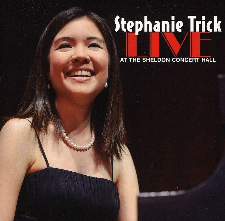 Stephanie Trick - Stephanie Trick Live