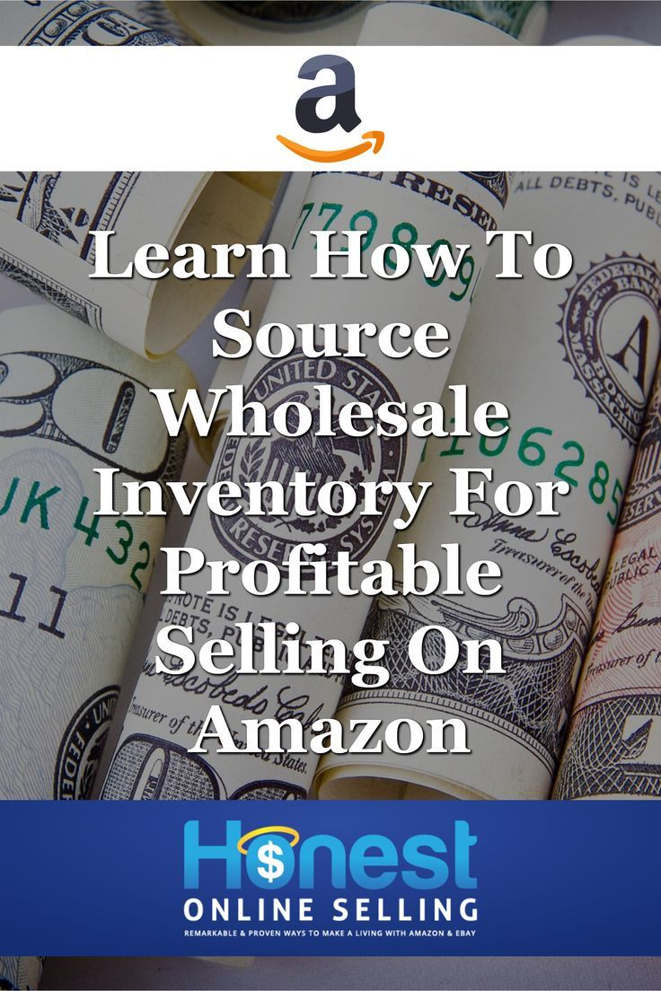 Learn Proven Wholesale Sourcing From Two Industry Experts Business Motivation Make Money On Amazon Money Making Opportunities