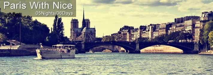 Paris Holiday Tours Packages - Europe Group Tours is a best Tourism Agency which offers budget Holiday and Vacation Tour packages for Paris with Nice 2014 for groups and families with highest discounted rate.