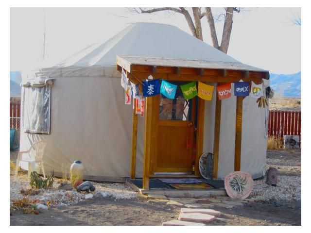 Used 20′ Yurt For Sale