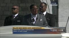 Million Man March 20th anniversary  Justice or  bElse