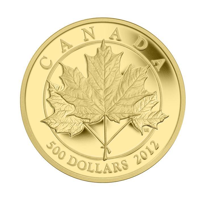 Pièce de 5 oz en or fin - La richesse d'un symbole - Tirage : 200 (2012)