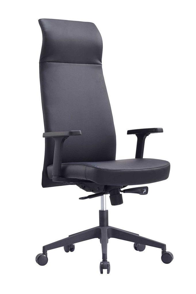 Whiteline Columbia Executive High Back Office Chair Modish