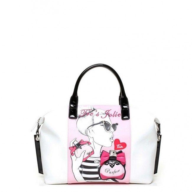 Borsa Braccialini bauletto Poster B9301  #braccialini #borse #handbags #fashion #accessories