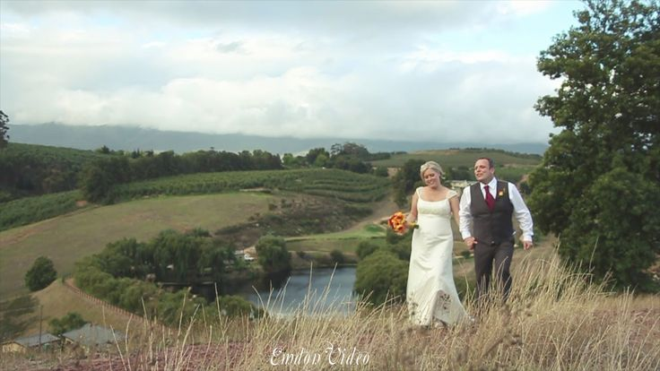 Apples and God rays! The wedding video highlights of Catherine & Daniel