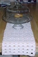 Free Crochet Pattern: Table Runner | Crochet Direct