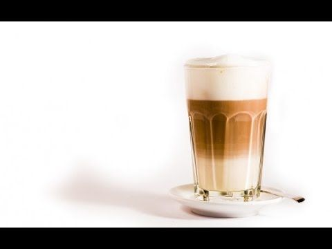 HOW TO MAKE A LATTE MACCHIATO ( CAFE AU LAIT ) AT HOME | COFFEE ARTIST LATTEART - YouTube